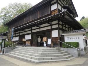 日本民家園入口IMG_0305