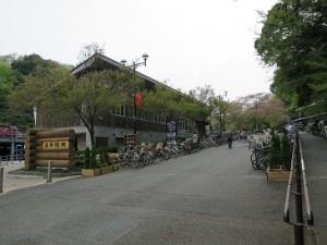 生田緑地入口IMG_0304