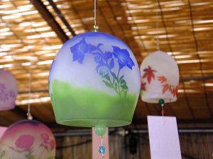 諏訪ガラス風鈴(長野県)