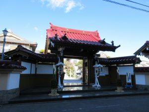 ★多聞寺入口