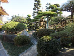 ★多聞寺庭園
