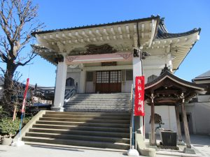 ★大楽寺本堂