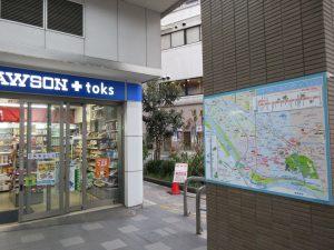 000-1地図(ローソン前)