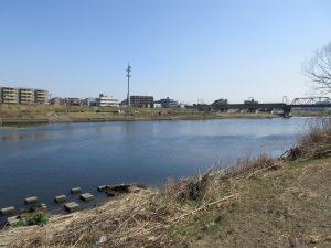 001-2丸子の渡し(多摩川)