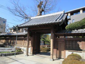 003-2原家陣屋門