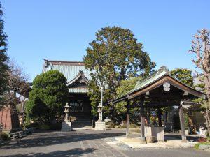 012-2泉澤寺(境内)