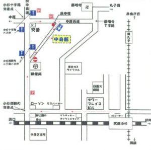 中身館 地図