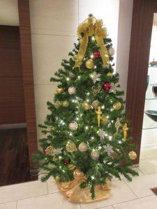 K2クリスマスツリー