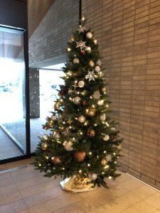 THEクリスマスツリー