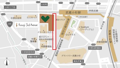 K3A地図
